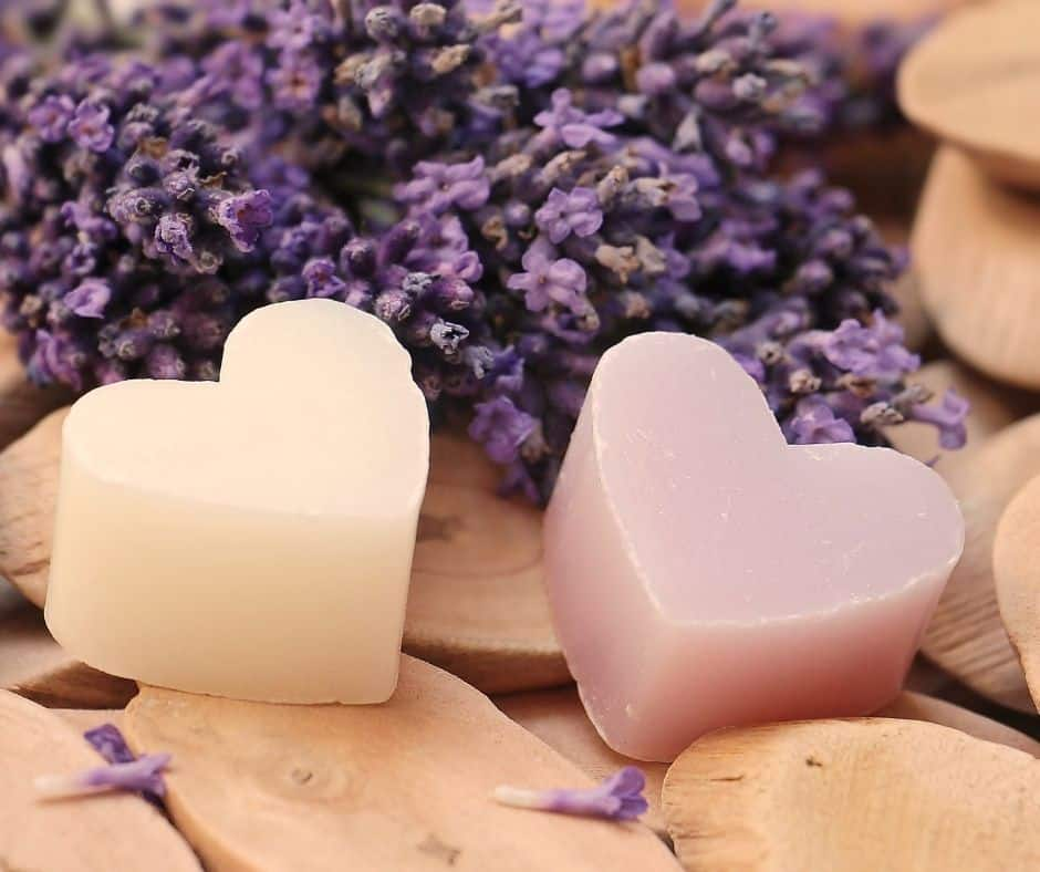 featured image for melt and pour soap basics two heart soaps