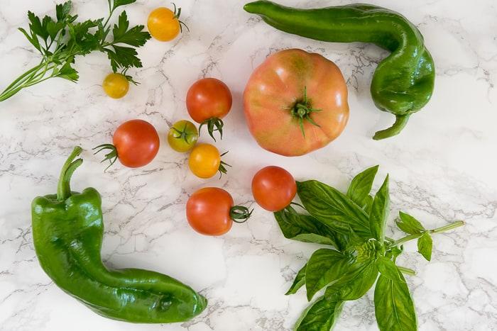 Summer's Bounty – Easy Tomato Sauce