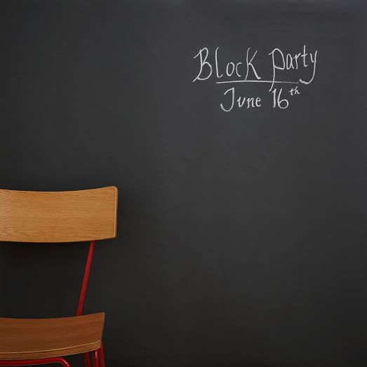 chalkboard temporary wallpaper
