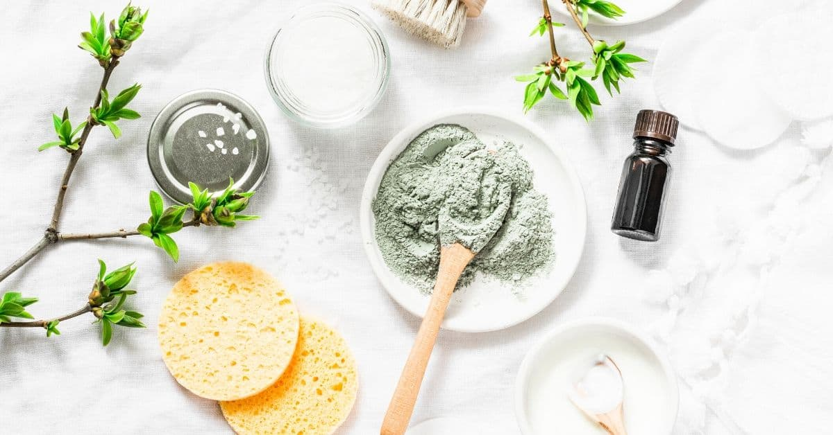 Health and Beauty DIY ingredients