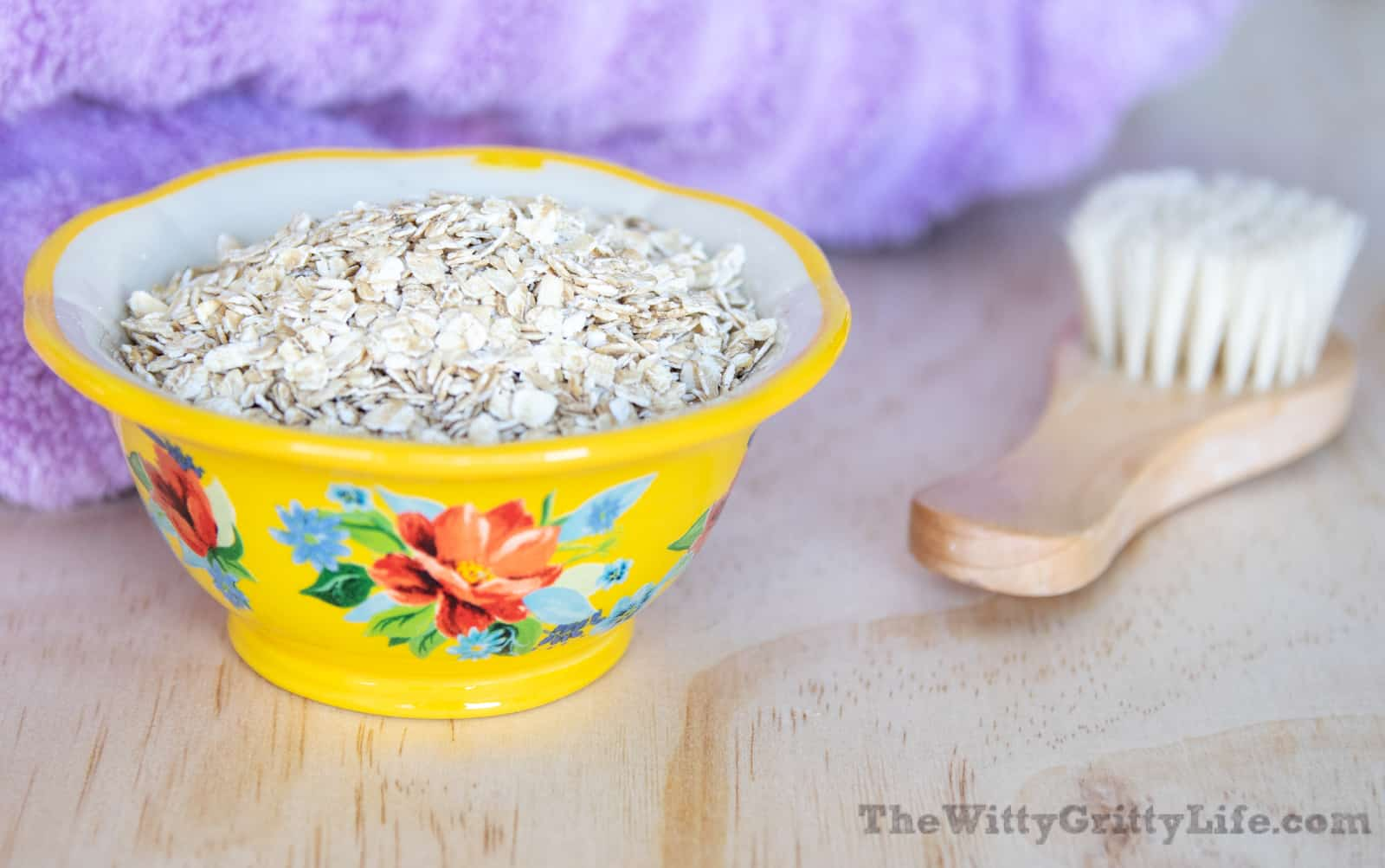 oatmeal as an ingredient for acne healing honey oatmeal mask