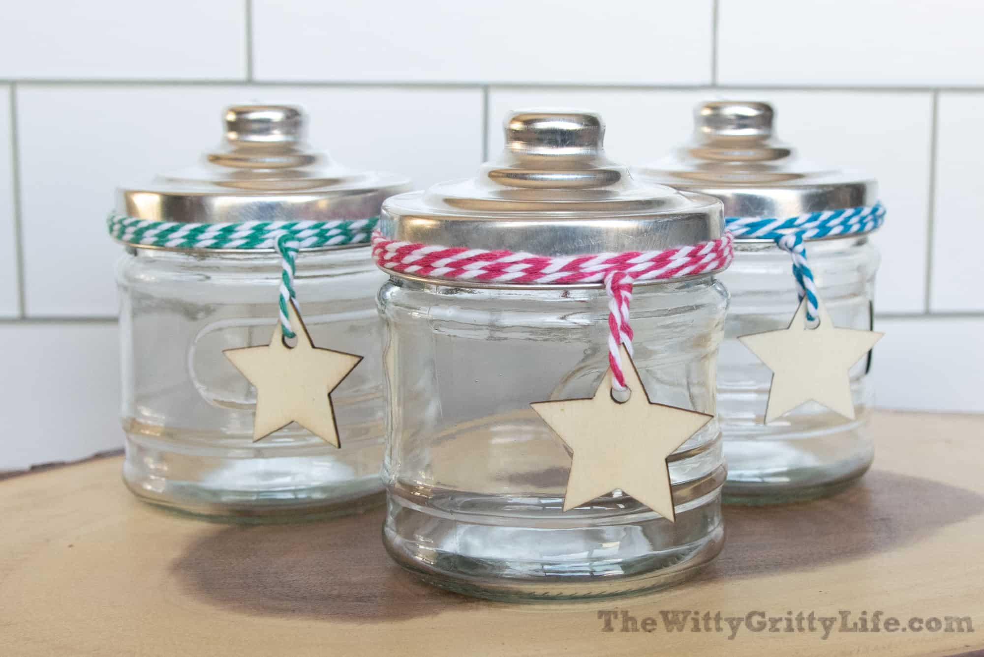glass jars with aluminum lids for 3 cheap and easy luxurious gifts you can make in no time