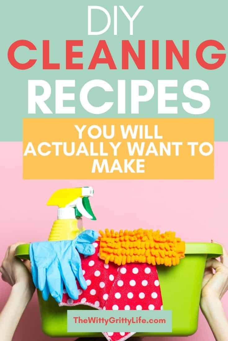 diy cleaning recipes you will actually want to make