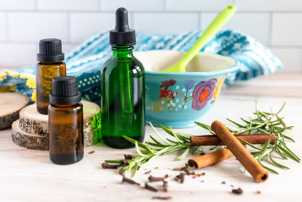 essential oil bottles for hand sanitizer recipe