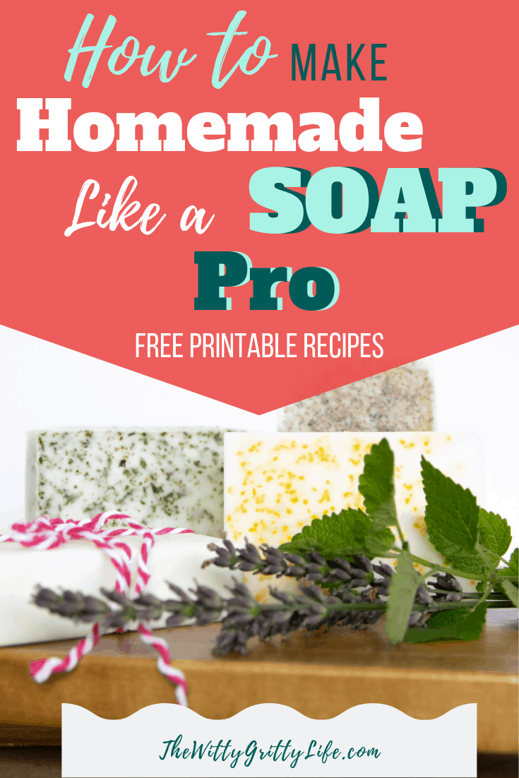Are you looking for a way to create homemade soap bars so easy even beginners can create them? Let me show you a shortcut that will have you making natural goat's milk, glycerine or shea butter soap without lye or special equipment. Easily add essential oils for your own personalized scent!
