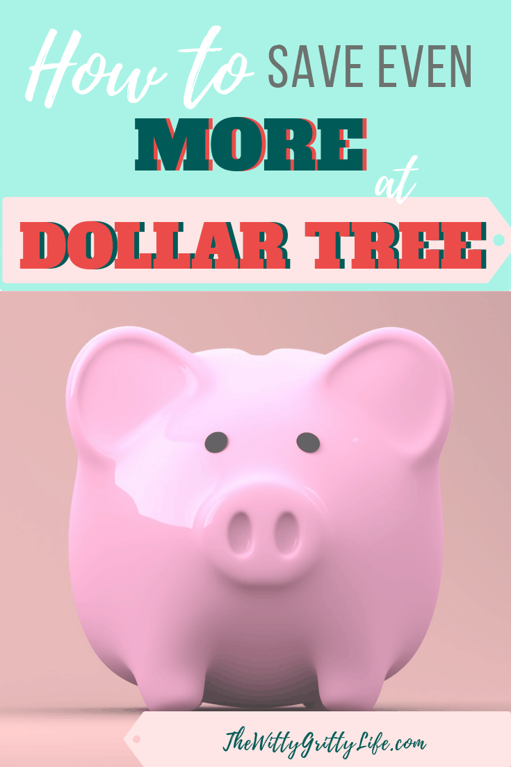 Learn how to save even more at dollar tree with these easy money saving strategies to stretch your budget. Get more for your buck by learning what to shop for and what you can do to save more of your hard earned cash.