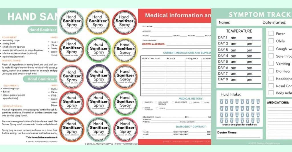 different free printables available in the resource library