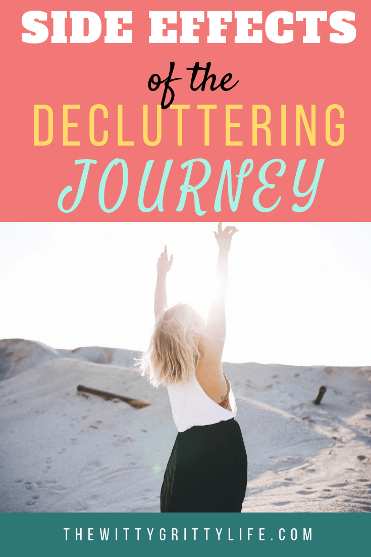 Are you wondering if all the work decluttering is really worth it? Will lightening the load really be as life changing as it is made out to be? Here are some of the lessons I have learned as I embarked on my very own decluttering journey.